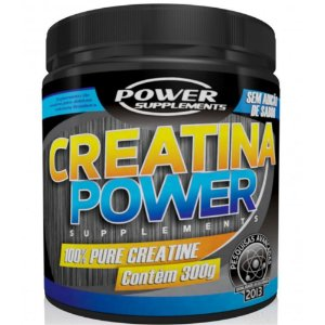 C-100% PURE 300G - POWER SUPPLEMENTS