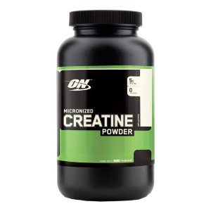C. POWDER MICRONIZADA 300 GR - OPTIMUM NUTRITION