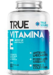VITAMINA E 100 CAPSULAS - TRUE SOURCE