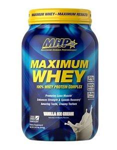 MAXIMUM WHEY 907 GR - MHP