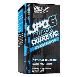 DIURETICO LIPO 80 CÁPSULAS - NUTREX