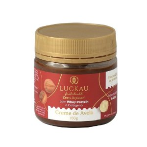 CREME SUPER CREAM 160 GR - LUCKAU