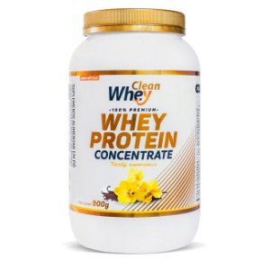 WHEY PROTEIN CONCENTRADO 900 GR - CLEAN WHEY