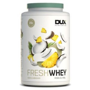 FRESH WHEY 900 GR - DUX NUTRITION