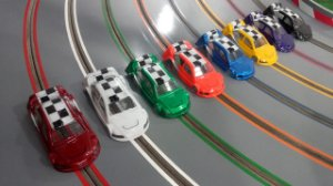 8 Carros 1/24 - Stock Car