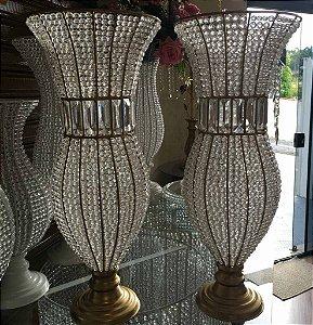 Atelie cristal - Vasos grandes cristal ...