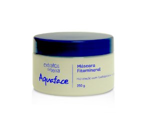AQUAFACE MÁSCARA FITOMINERAL 250 G