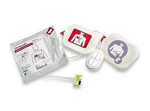Eletrodo Descartavel Para Desfibrilador Zoll CPR Stat-padz
