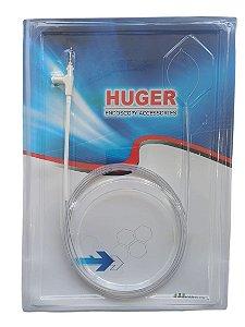 Alça polipectomia autoclavável oval HUGER HF-2323OS30