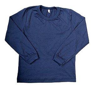 Camiseta Manga Longa Infantil Com Punho 239 cml6