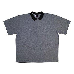 Camisas Polo com Bolso Masculina Tam Grandes Plus Size pbp1