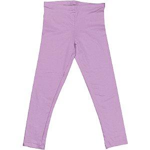 Calça Legging Infantil Menina Lilas lgi8