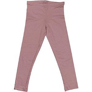 Calça Legging Infantil Menina Rosa Chiclete lgi8