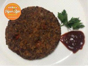 Hambúrguer de Soja com Legumes - Embalagem com 5 unidades