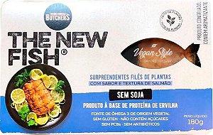 THE NEW FISH - Peixe de Plantas  com sabor e textura de Salmão