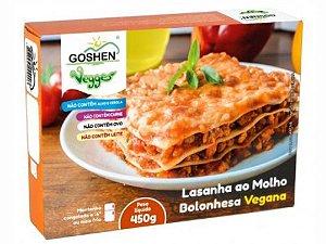 Lasanha Bolonhesa Vegana 450g