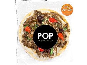 Pizza Vegana Mix de Cogumelos 250g