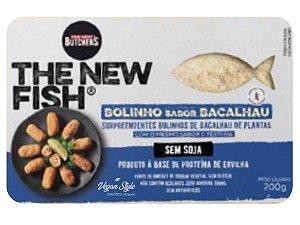 Bolinho sabor Bacalhau
