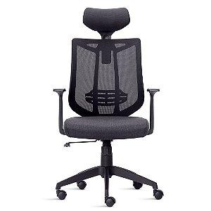 Cadeira Giratória Presidente Aika