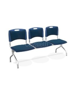 Cadeira Longarina Viva Cavalleti