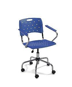 Cadeira Giratória Viva Cavaletti