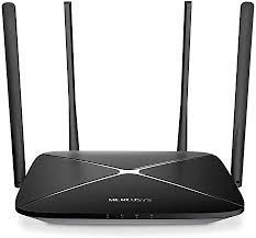 Roteador Wireless Dual Band AC1200 AC12G Mercusys