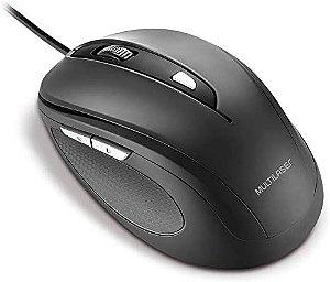 Mouse Com Fio M242 Multilaser