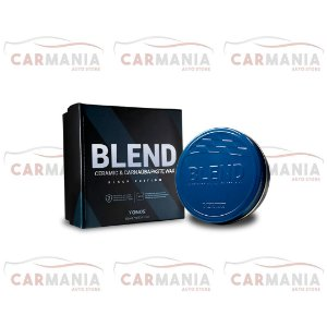 Blend Ceramic e Carnaúba Paste Wax Black Editon (Carros Escuros) - Vonixx (100ml)