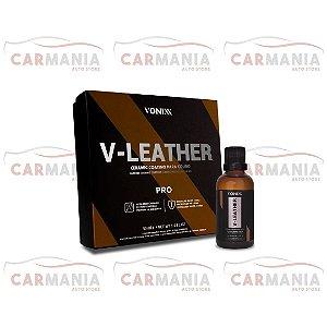 V-LEATHER Vitrificador de Couro - Vonixx (50ml)