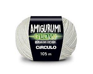 Linha Amigurumi Glow 105m - Brilha no Escuro - Círculo