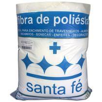 Fibra Siliconada para Enchimento 1Kg - Santa Fé
