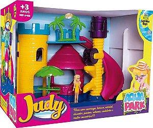 Parque Aquático da Judy com Boneca e Acessórios 412 Samba
