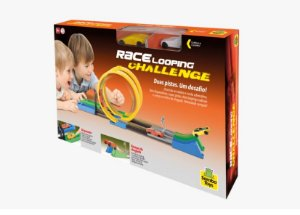 Pista Race Looping Challenge 381 Samba