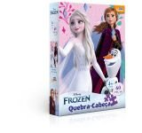 Quebra Cabeça Frozen 60 Peças 8026 Toyster