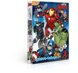 Quebra Cabeça Avengers 100 Peças 8035 Toyster