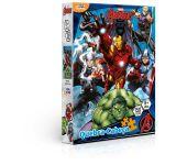 Quebra Cabeça Avengers 150 Peças 8036 Toyster