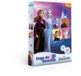 Dominó Frozen 28 Peças 8029 Toyster