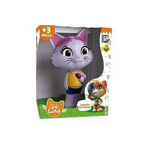 Boneco Vinil 44 Gatos Milady 1022 Samba Toys