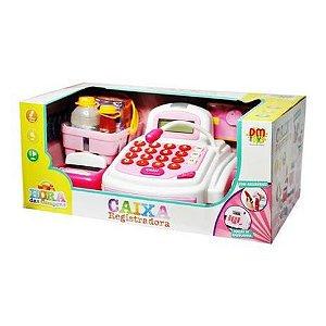 Caixa Registradora Infantil DMT3815 Dm Toys