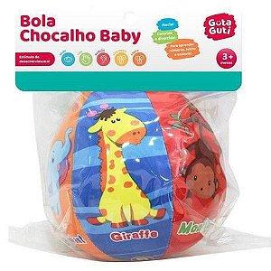 Bola Chocalho Baby DMB5839 Dm Toys