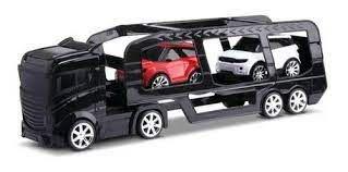 Caminhão Cegonheira Top Motors 4682 OMG