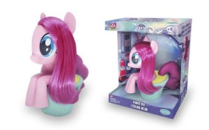 Boneca My Little Pony Pinkie Pie Styling Cupcake 1271 Pupee