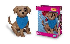 Boneco Pet da Barbie Rookie 1267 Pupee