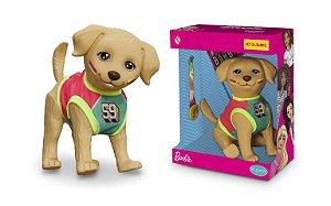Boneco Pet da Barbie Olimpíadas 1268 Pupee