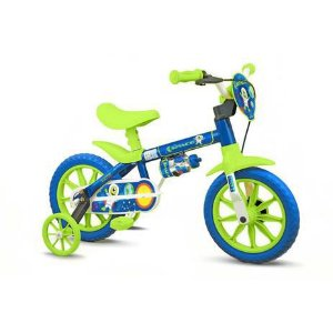 Bicicleta Infantil Aro 12 Space 2 Nathor
