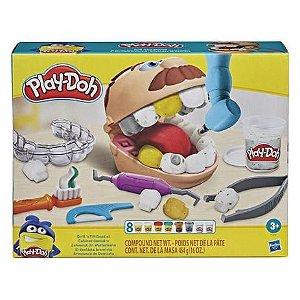 Play Doh Brincando de Dentista F1259 Hasbro