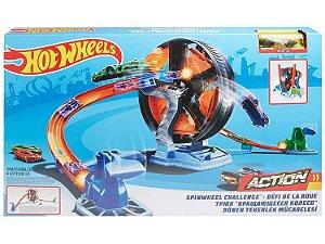 Hot Wheels Competição Giratória GJM77 Mattel