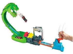 Hot Wheels City Ataque da Serpente GTT93 Mattel