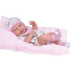Boneca Anny Doll Baby Macacão 2442 - Cotiplás