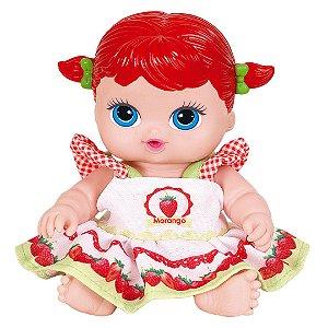 Boneca Frutinhas Morango 2285 Cotiplás